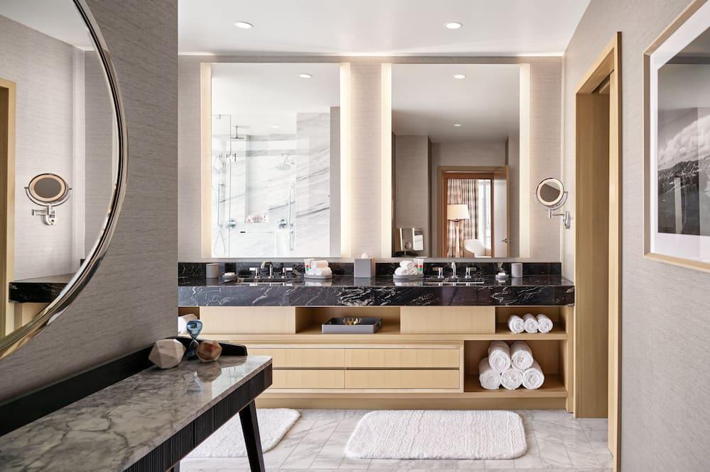 프레지덴셜 스위트 - 욕실