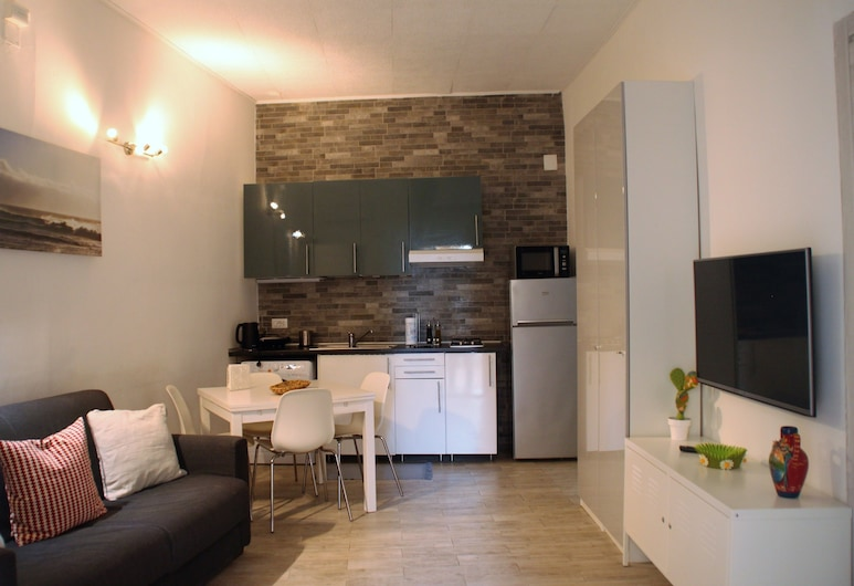 Appartamento Galatea, Syracuse, Apartemen Comfort, 2 kamar tidur, dapur, Area Keluarga