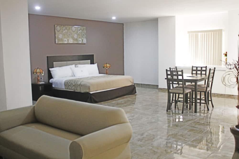 Izba typu Superior, 1 extra veľké dvojlôžko - Hosťovská izba