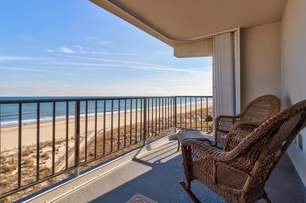 Ev, Birden Çok Yatak (Two-Bedroom Apartment) - Balkon