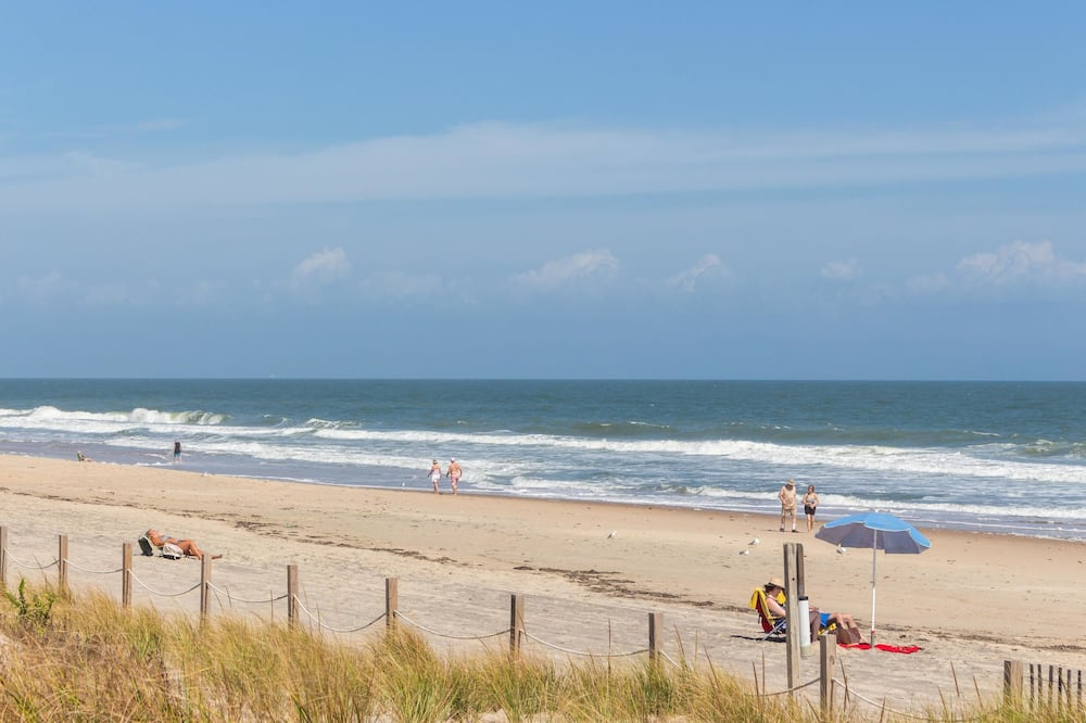 獨棟房屋, 多張床 (Two-Bedroom Apartment) - 海灘