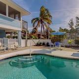 Domek, více lůžek (One-Bedroom House) - Bazén