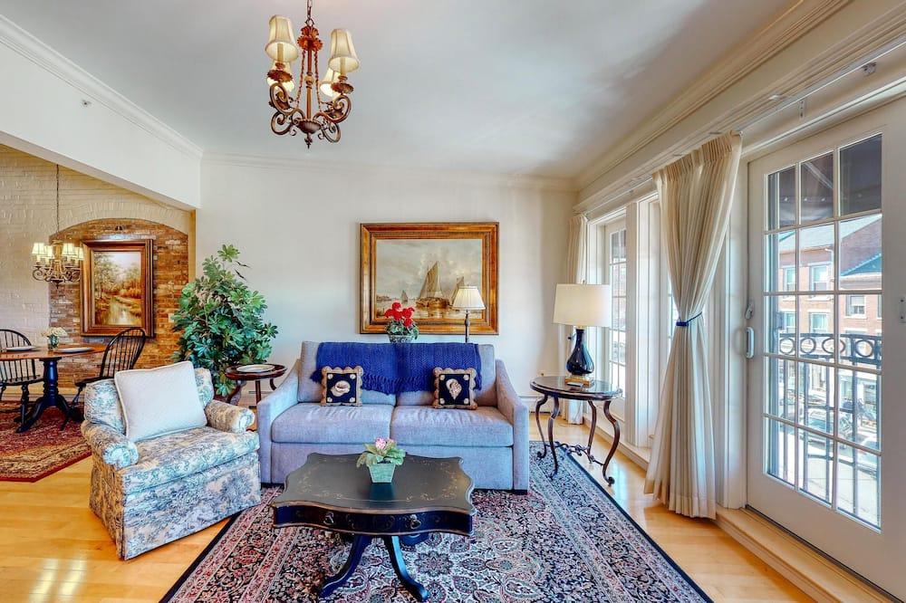 獨棟房屋, 多張床 (One-Bedroom Suite) - 客廳