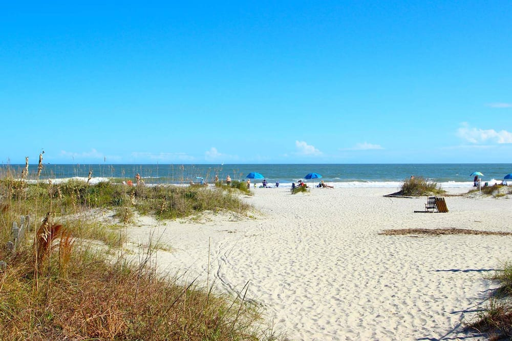 House, Multiple Beds (One-Bedroom Apartment) - Beach