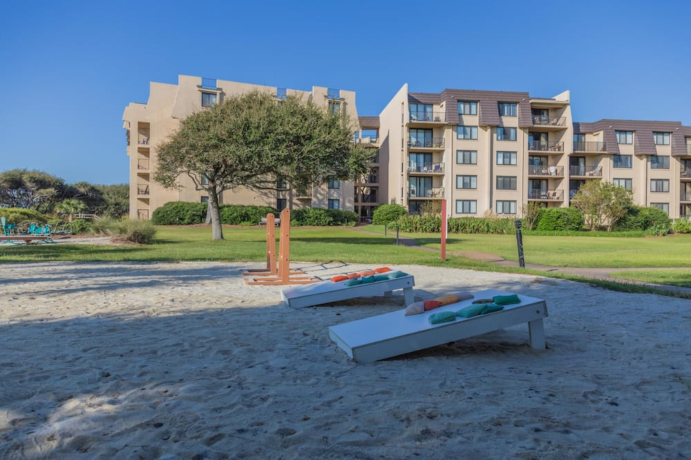 Ferienhaus, Mehrere Betten (Two-Bedroom Apartment) - Strand