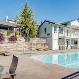 Ferienhaus, Mehrere Betten (Two-Bedroom Apartment) - Pool