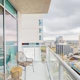 Hus, flere senger (Two-Bedroom Apartment) - Balkong