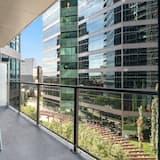 Executive Apartment, 2 Bedrooms, Kitchen, City View - Balcony