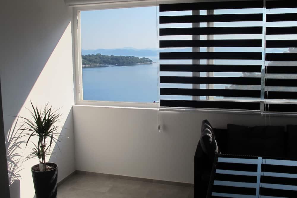 Апартаменти категорії «Комфорт», 2 спальні - Балкон