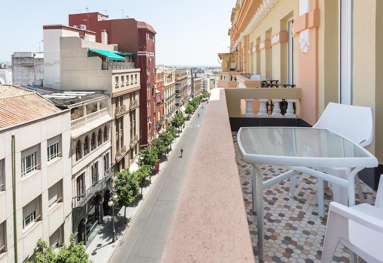 Las Terrazas del Góngora Centro, Córdoba, דירה, 2 חדרי שינה, נוף לעיר, מרפסת/פטיו
