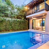 3-Bedroom Villa with Private Pool - Útilaug