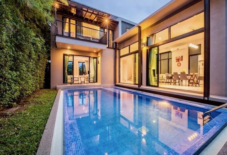 Phureesala Villas with Private Pool, Choeng Thale