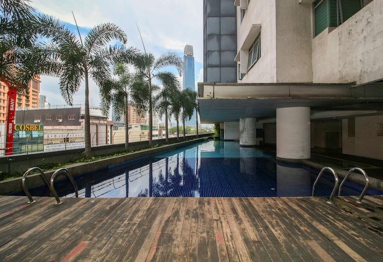 OYO 633 塔拉剛普特里溫馨 1 房之家酒店, 吉隆坡, 泳池