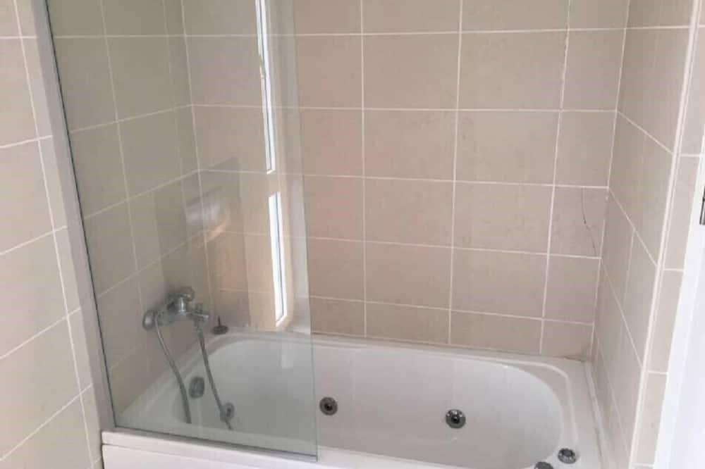 Vila, 2 kamar tidur - Bathtub Bertekanan Udara