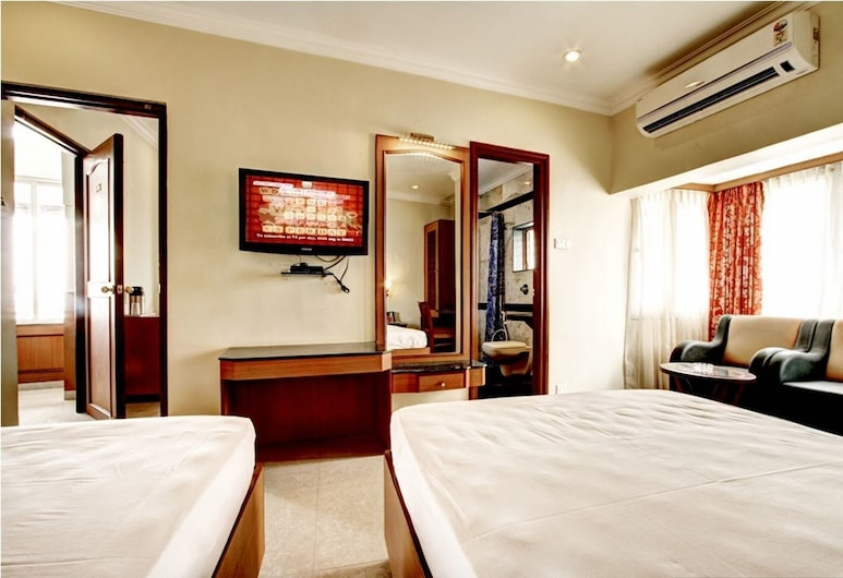 Nahar Manchester Inn, Κοϊμπατόρε, Family Δωμάτιο, Δωμάτιο επισκεπτών