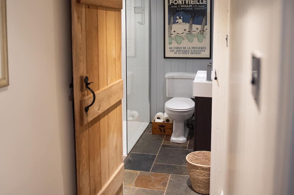 Dvojlôžková izba typu Superior, vlastná kúpeľňa (The Garden Room) - Kúpeľňa