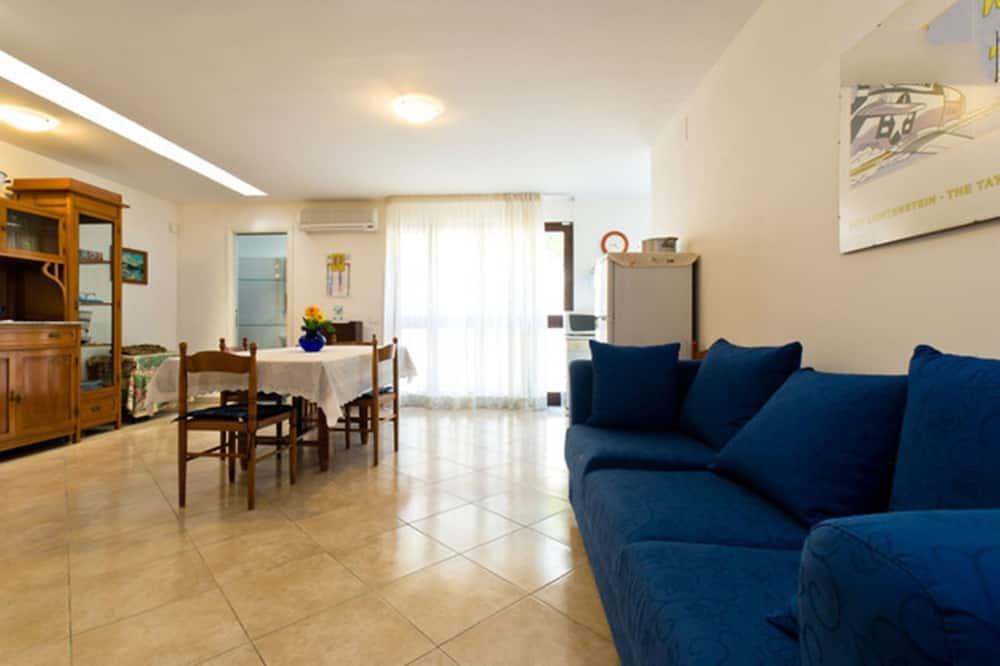 家庭開放式客房, 地面層 - 客廳