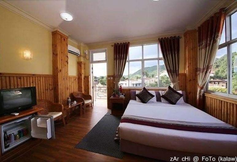 Seint Hotel, Kalaw, Izba typu Superior, Vnútorné priestory hotela