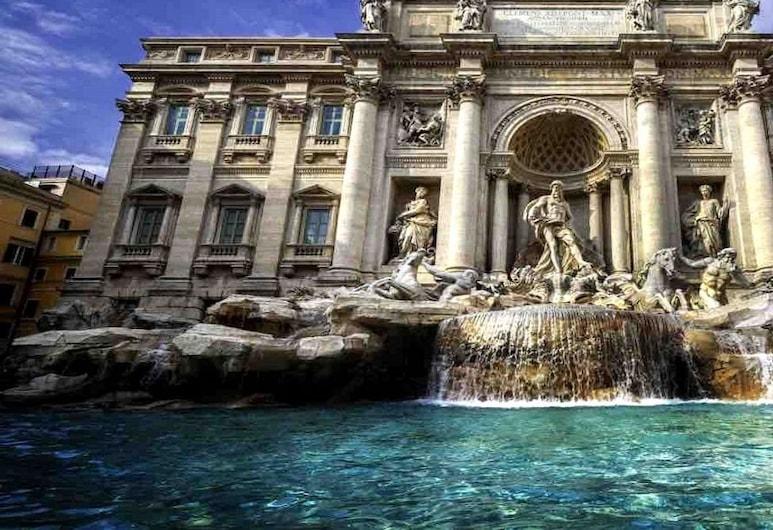 特萊維噴泉之家酒店, 羅馬