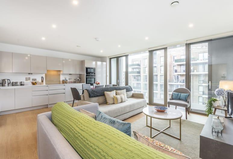 Stunning Brand New Westminster Apartment, London