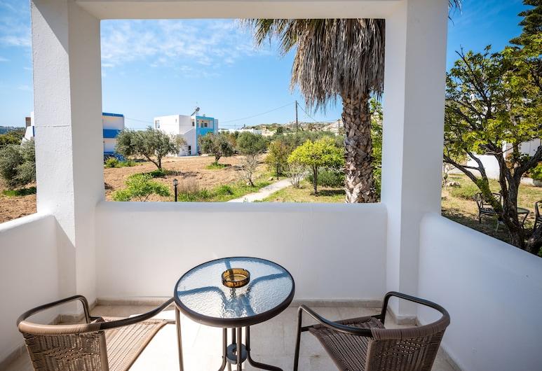 Fotini Studios 1, Κως, Family Διαμέρισμα, Θέα στον Κήπο, Μπαλκόνι