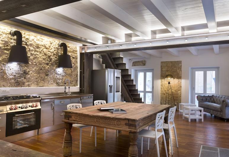 Cagliari Marina Guesthouse & Lounge, Cagliari, Villa, Wohnbereich