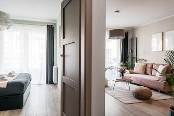 תמונה של Garden Apartment by Loft Affair בקרקוב