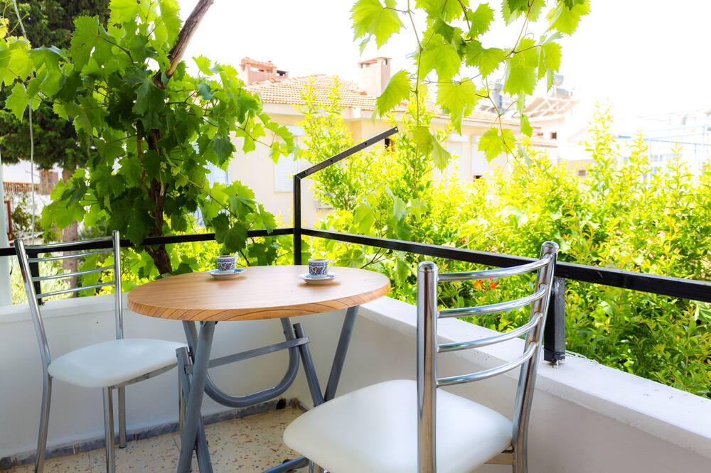 Apartmán typu Comfort, výhľad do dvora - Balkón