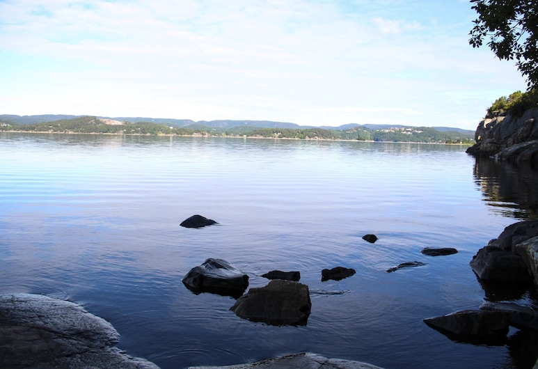 Ansgar Sommerhotell, Kristiansand , Pantai