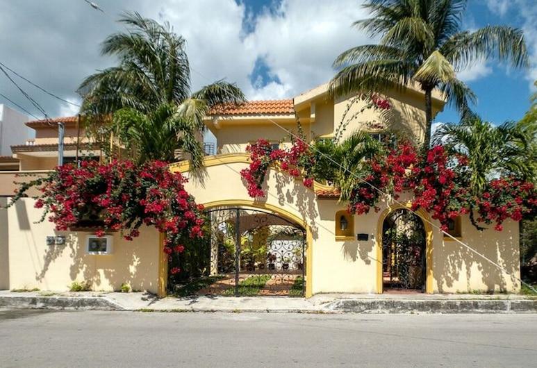 Penthouse Tranquilo, a 100 mts de la Playa, Cancun, Pročelje