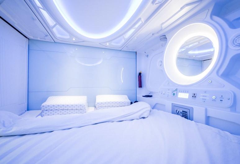 Optimi Rooms, Bilbao, Comfort kahetuba, 1 lai voodi, erivajadustele kohandatud, Tuba