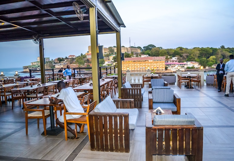 Mamba Point Hotel Freetown, Freetown, Outdoor Dining