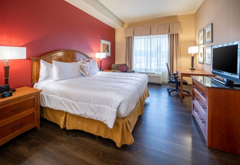 Hotel Arboretum, Washington, Standard-Einzelzimmer, 1King-Bett, Zimmer