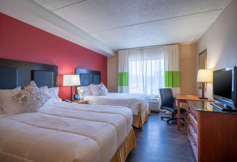 هوتل أربوريتوم, واشنطن, غرفة مزدوجة عادية - سريران كبيران, غرفة نزلاء
