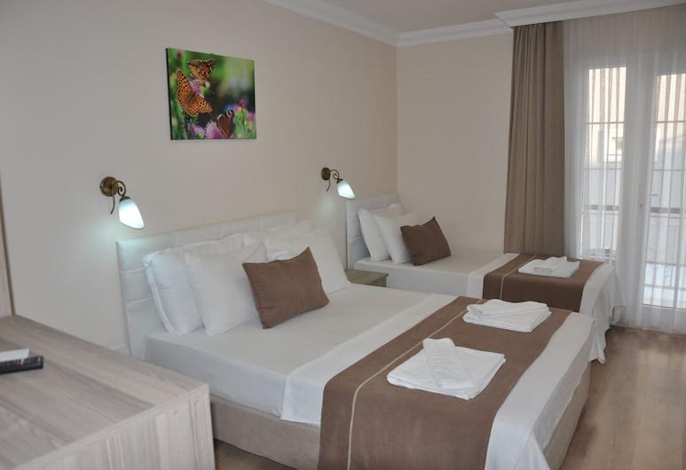 Neoss Boutique Hotel, Seferihisar, Habitación triple estándar, Habitación