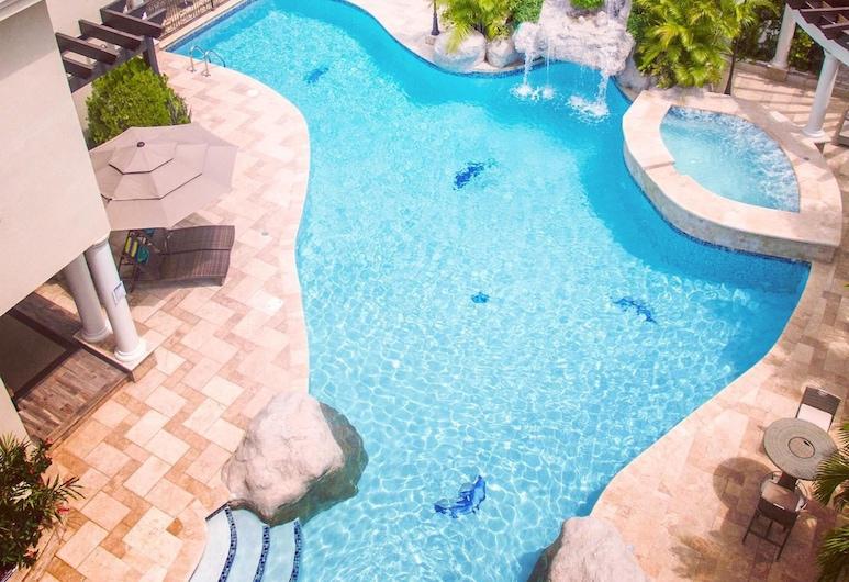 我心 JA 果園與棕櫚奢華別墅飯店, 蒙特哥灣, 游泳池