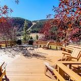 Butas (2605 Tenderfoot Lodge) - Balkonas