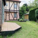 Deluxe Villa, 1 Queen Bed, Garden View - Garden View