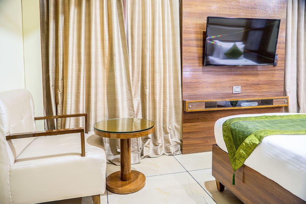 Liukso klasės kambarys, 1 miegamasis - Svetainė