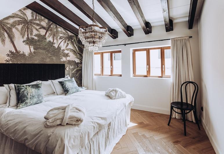 Ocho Suites & Kitchen, Palma de Mallorca, Penthouse - 2 sovrum - privat badrum - viss havsutsikt, Rum