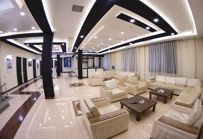 Astola Hotel, Baku, Lobby Lounge