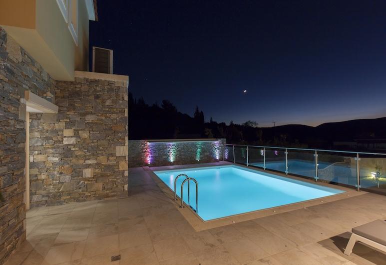 Virginia Luxury Villas, Samos, Alberca al aire libre