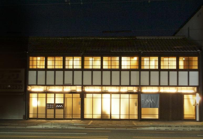 MIBU-JUKU, Kyoto