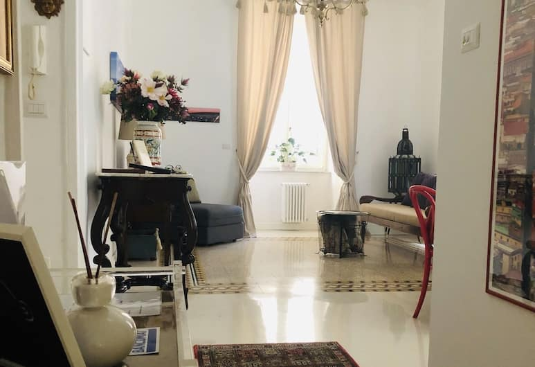 Casa Fabi, Naples, Kamar