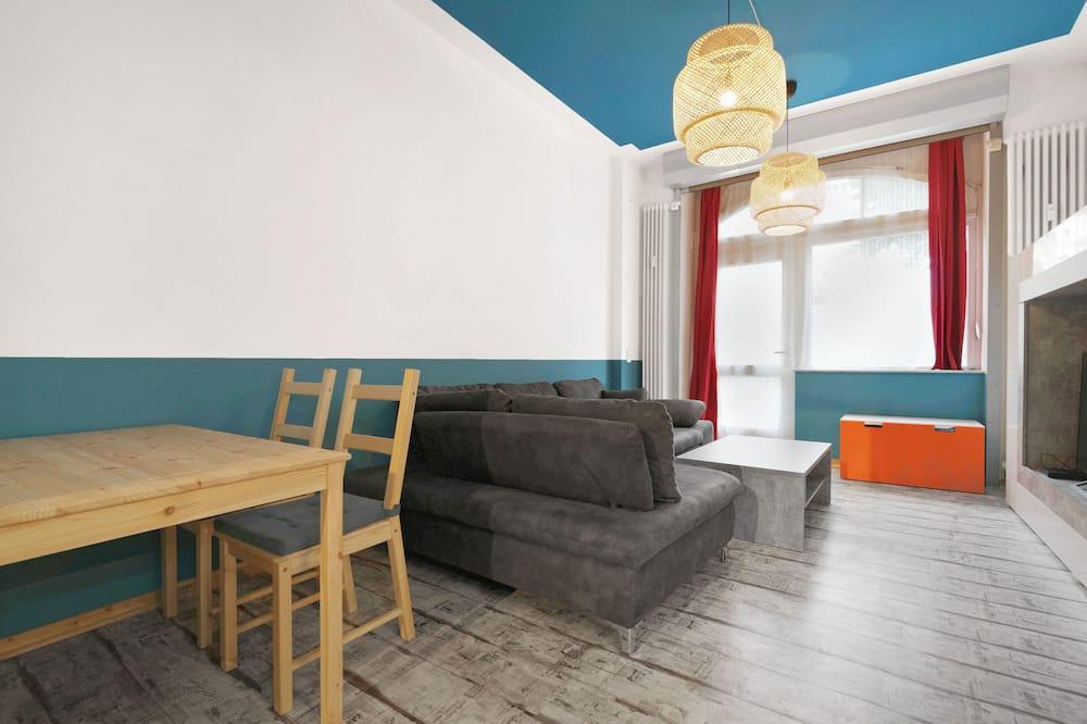 Апартаменты (5persons-incl.55EUR cleaning fee) - Обед в номере
