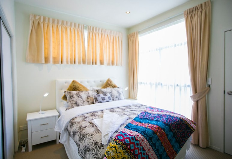 Epsom Central Modern 3Brd Apt, Auckland, City Apartment, 3 Bedrooms, City View, Room