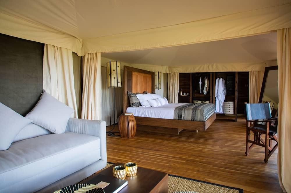 Lều dành cho gia đình (Luxury Suite) - Phòng