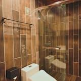 豪華家庭套房 - 浴室