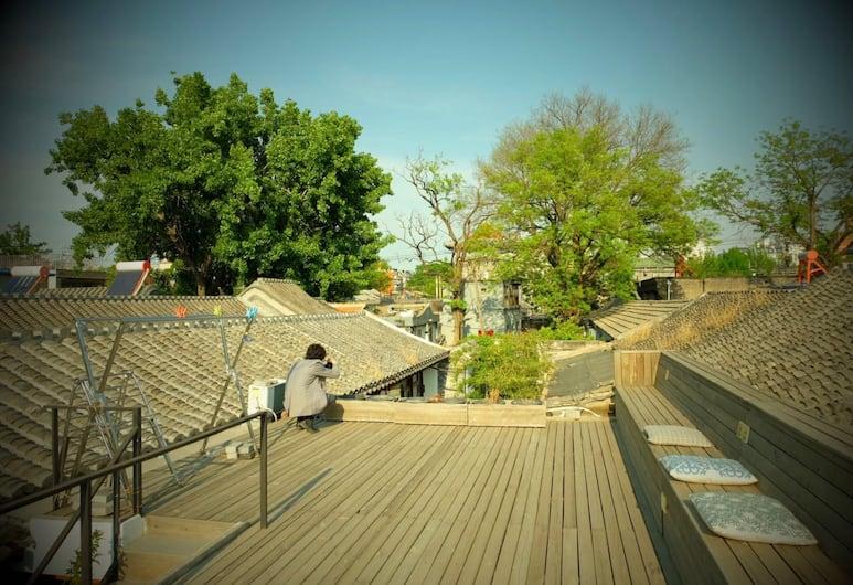 山士小築.雍和宮, 北京市, 陽台