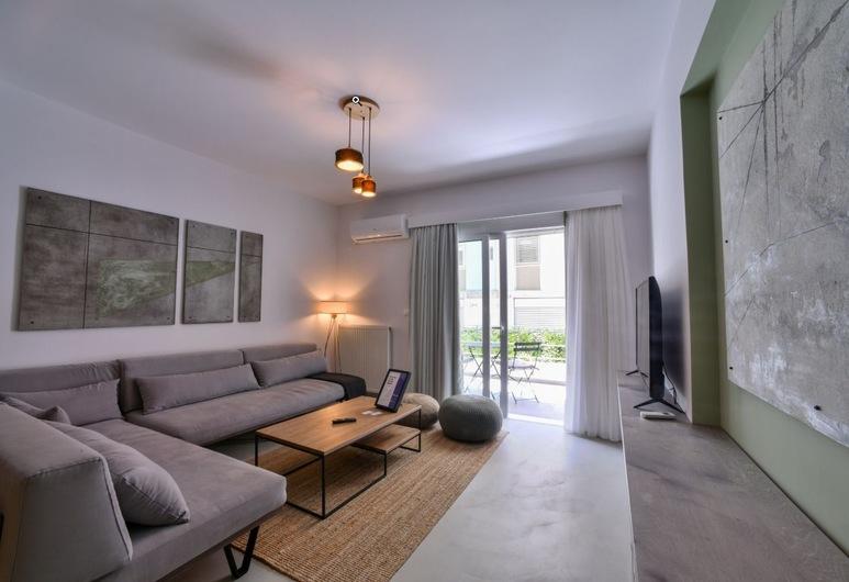 Olala Soho Apartments, Atenas, Apartamento, 1 quarto (1.2), Sala
